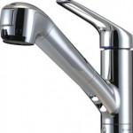 タカギの蛇口一体型浄水器