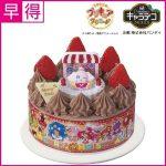 今年のクリスマスケーキもプリキュアです☆