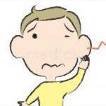 息子の滲出性中耳炎がなかなか治らない。><